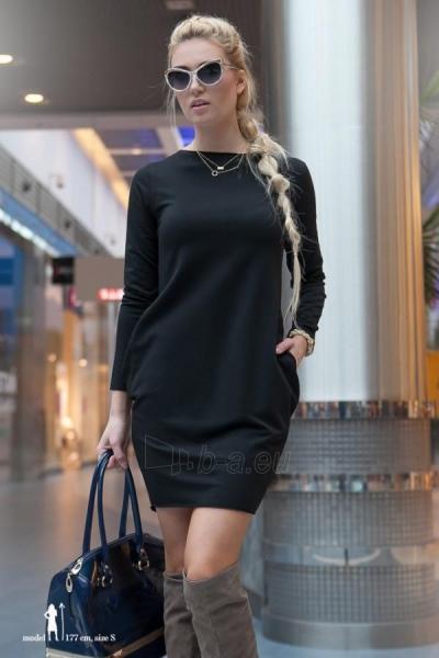 Suknelė Fruta (juodos spalvos) Paveikslėlis 1 iš 4 310820032563