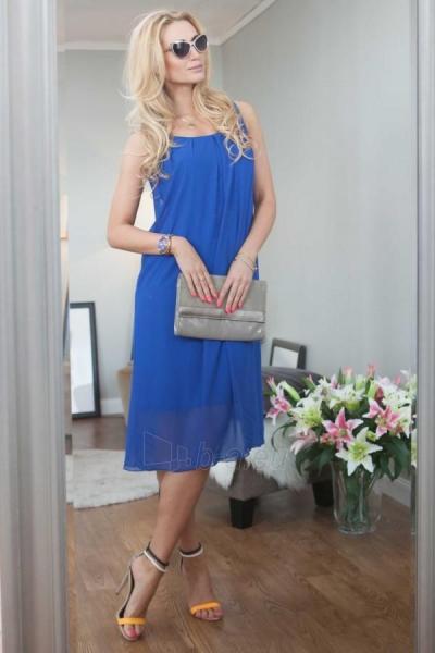 Suknelė Gella (mėlynos spalvos) Paveikslėlis 1 iš 3 310820035784