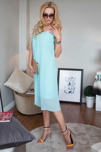Suknelė Gella (mėtinės spalvos) Paveikslėlis 1 iš 3 310820035786