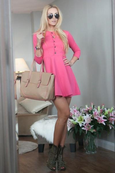 Suknelė Georgina (rožinės spalvos) Paveikslėlis 1 iš 3 310820035639