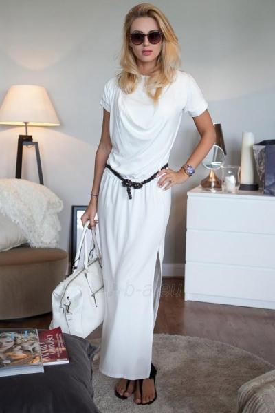 Suknelė Gia (baltos spalvos) Paveikslėlis 1 iš 2 310820035637
