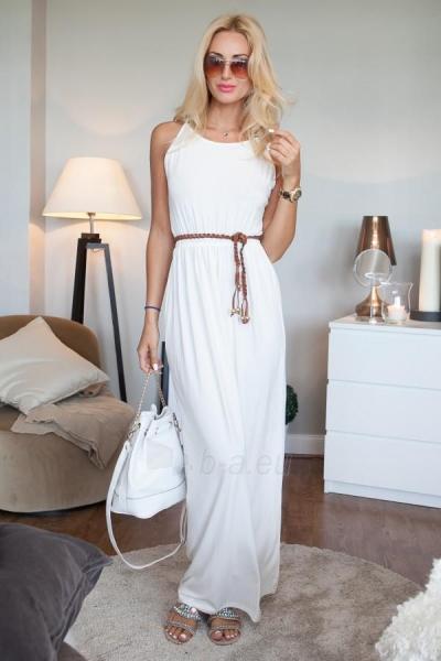 Suknelė Gianna (baltos spalvos) Paveikslėlis 1 iš 4 310820035781