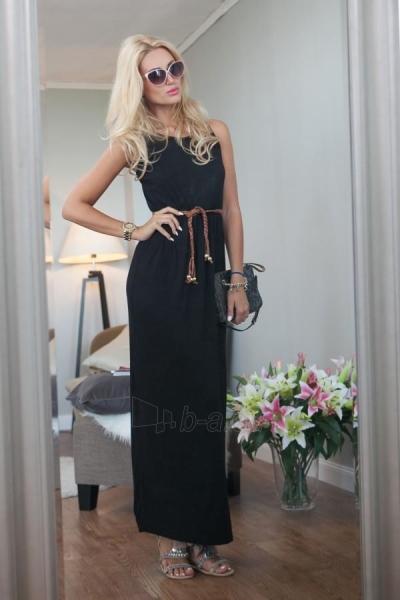 Suknelė Gianna (juodos spalvos) Paveikslėlis 1 iš 4 310820035782