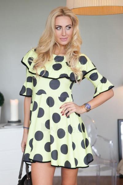 Suknelė Giulia (geltonos spalvos) Paveikslėlis 1 iš 3 310820035773