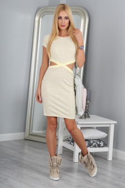 Suknelė Gloriann (geltonos spalvos) Paveikslėlis 1 iš 5 310820035618