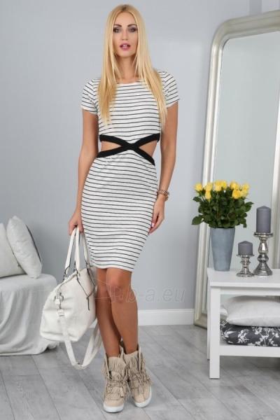 Suknelė Gloriann (juodos spalvos) Paveikslėlis 1 iš 4 310820035620