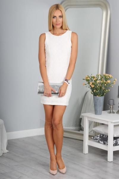 Suknelė Glyn (kreminės spalvos) Paveikslėlis 1 iš 4 310820032901