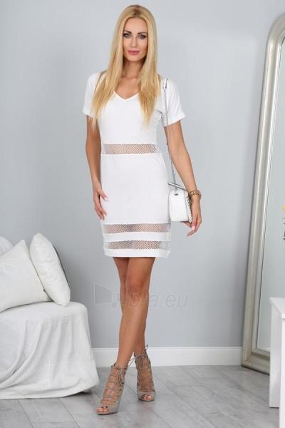 Suknelė Gonen (kreminės spalvos) Paveikslėlis 1 iš 5 310820032905