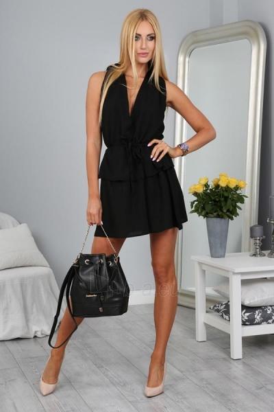 Suknelė Gordy (juodos spalvos) Paveikslėlis 1 iš 3 310820035613