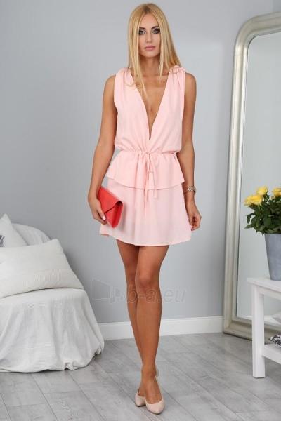 Suknelė Gordy (lašišinės spalvos) Paveikslėlis 1 iš 4 310820035753