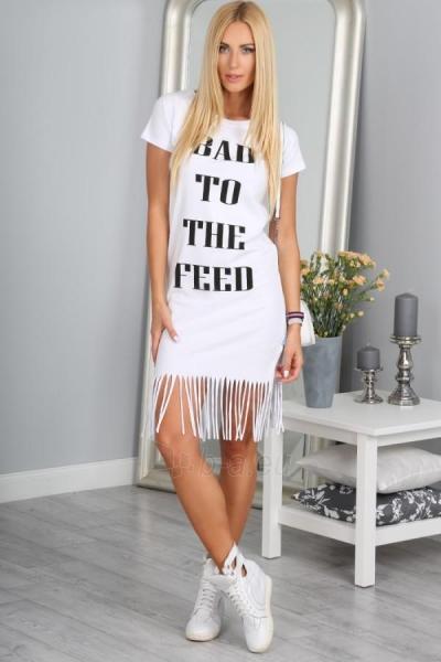 Suknelė Greco (baltos spalvos) Paveikslėlis 1 iš 3 310820032900