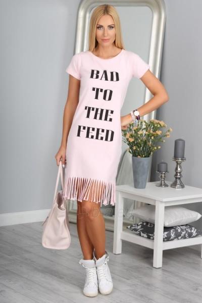 Suknelė Greco (šviesiai rožinės spalvos) Paveikslėlis 1 iš 3 310820035604