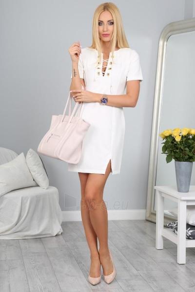 Suknelė Greer (kreminės spalvos) Paveikslėlis 1 iš 3 310820035602