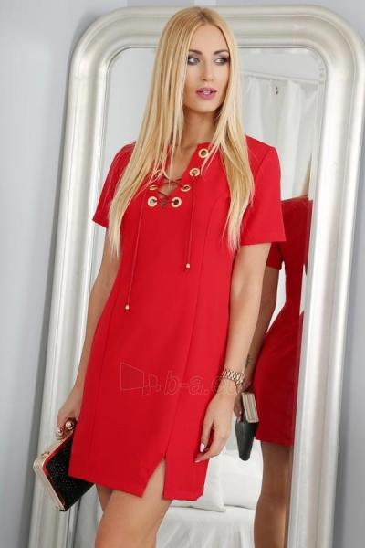 Suknelė Greer (raudonos spalvos) Paveikslėlis 1 iš 4 310820035601