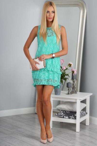 Suknelė Grete (mėtinės spalvos) Paveikslėlis 1 iš 4 310820035597