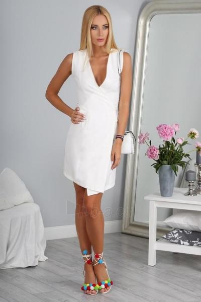Suknelė Griffin (kreminės spalvos) Paveikslėlis 1 iš 4 310820043658