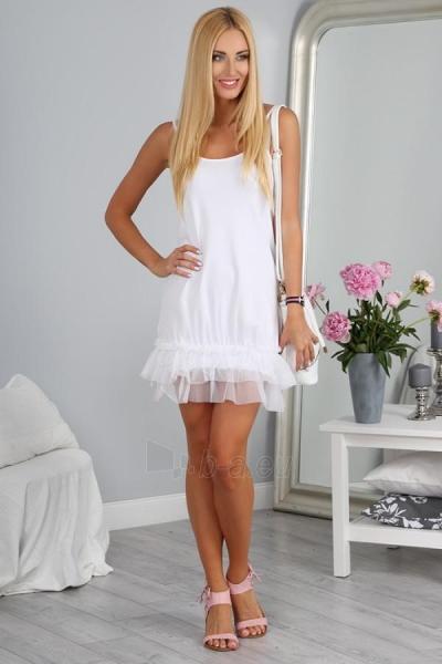 Suknelė Grisel (baltos spalvos) Paveikslėlis 1 iš 4 310820035971