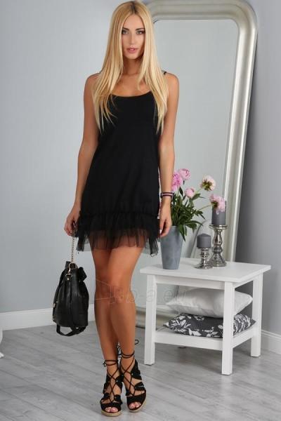 Suknelė Grisel (juodos spalvos) Paveikslėlis 1 iš 4 310820035593