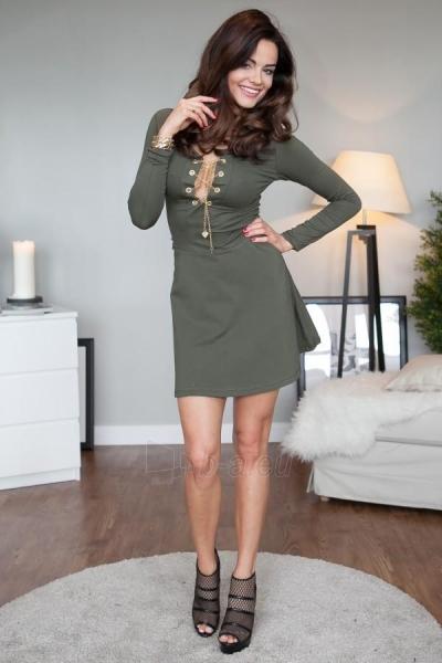 Suknelė Ila (chaki spalvos) Paveikslėlis 1 iš 3 310820032650