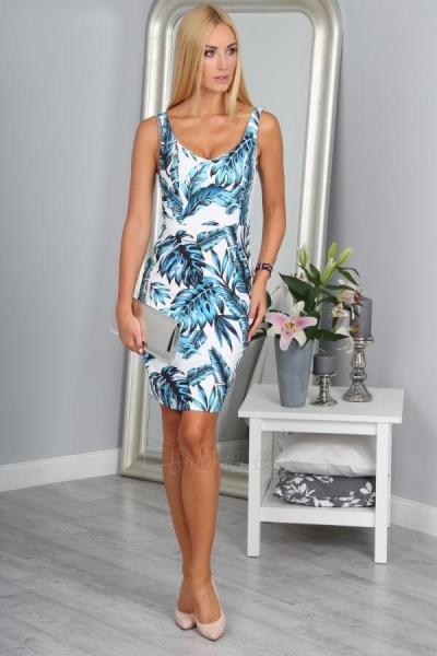Suknelė Imogen (mėlynos spalvos) Paveikslėlis 1 iš 4 310820035934