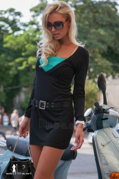 Suknelė Isabella (juodos spalvos) Paveikslėlis 1 iš 5 310820035825