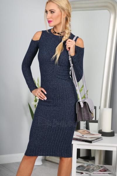 Suknelė Isla (tamsiai mėlynos spalvos) Paveikslėlis 1 iš 4 310820056704
