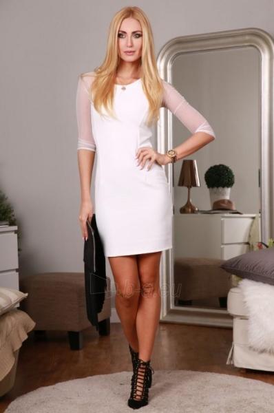 Suknelė Jaspi (kreminės spalvos) Paveikslėlis 1 iš 7 310820034639