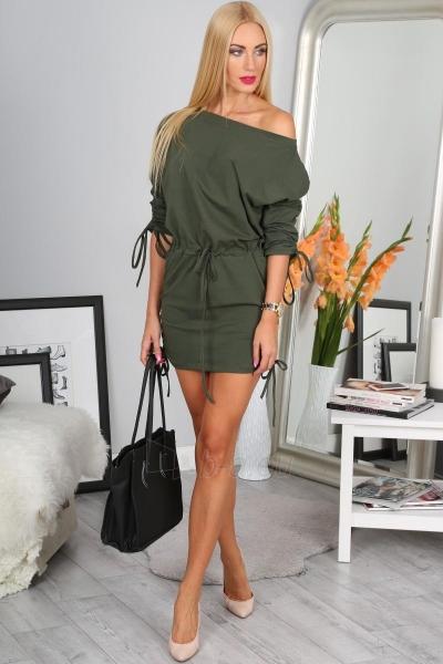 Suknelė Justina (chaki spalvos) Paveikslėlis 1 iš 4 310820046629