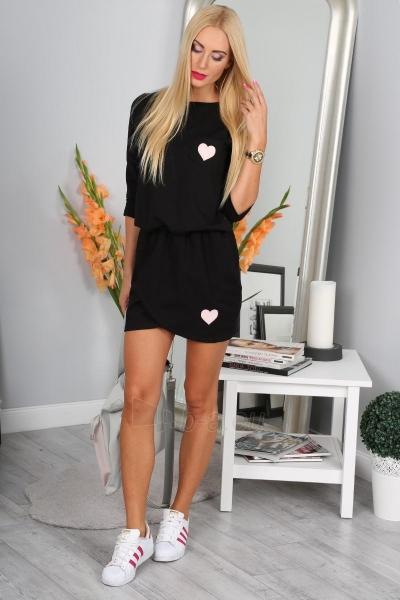 Suknelė Kadi (juodos spalvos) Paveikslėlis 1 iš 4 310820046640