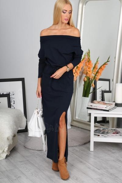 Suknelė Kash (tamsiai mėlynos spalvos) Paveikslėlis 1 iš 4 310820047065