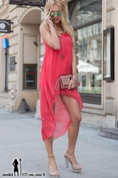 Suknelė Keerat (rožinės spalvos) Paveikslėlis 1 iš 4 310820047057