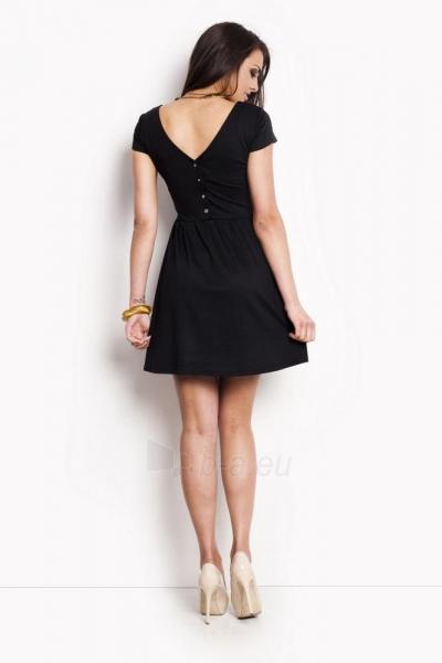 Suknelė Keirra (juodos spalvos) Paveikslėlis 1 iš 2 310820047054