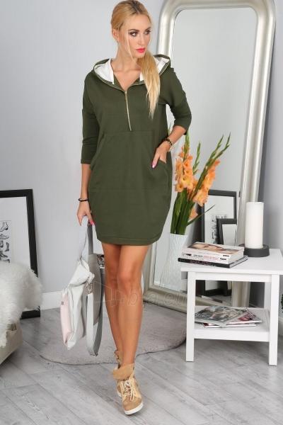 Suknelė Khole (chaki spalvos) Paveikslėlis 1 iš 4 310820046610
