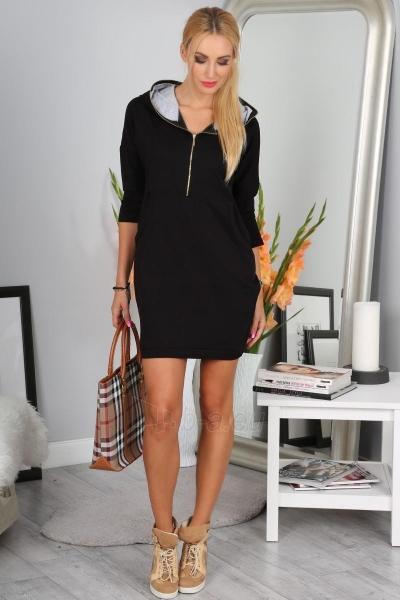 Suknelė Khole (juodos spalvos) Paveikslėlis 1 iš 4 310820046614