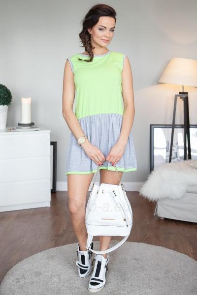 Suknelė Laine (žalios spalvos) Paveikslėlis 1 iš 3 310820046263