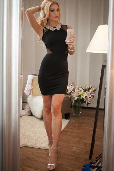 Suknelė Laura (juodos spalvos) Paveikslėlis 1 iš 3 310820032703