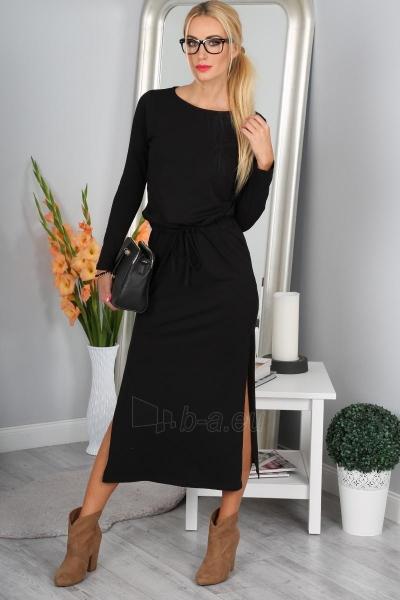 Suknelė Lera (juodos spalvos) Paveikslėlis 1 iš 4 310820046607