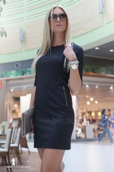 Suknelė Luna (juodos spalvos) Paveikslėlis 1 iš 4 310820035797