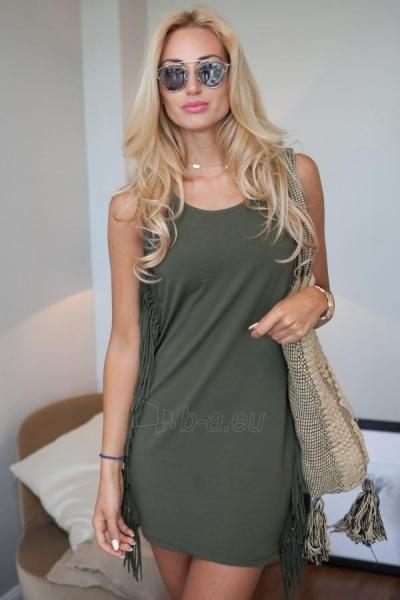 Suknelė Maddison (chaki spalvos) Paveikslėlis 1 iš 5 310820033134