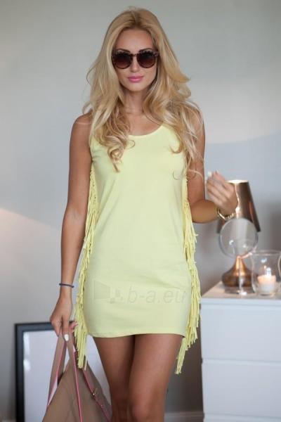 Suknelė Maddison (geltonos spalvos) Paveikslėlis 1 iš 5 310820033131