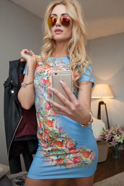Suknelė Meira (mėlynos spalvos) Paveikslėlis 1 iš 3 310820046582