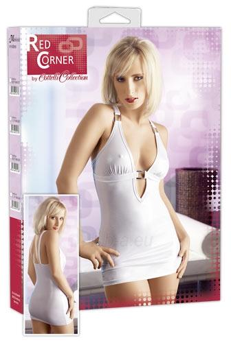 Suknelė Mini Dress Buckles white Paveikslėlis 1 iš 2 310820021705