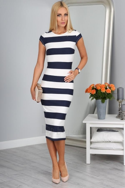Suknelė Miranda (tamsiai mėlynos spalvos) Paveikslėlis 1 iš 3 310820033289