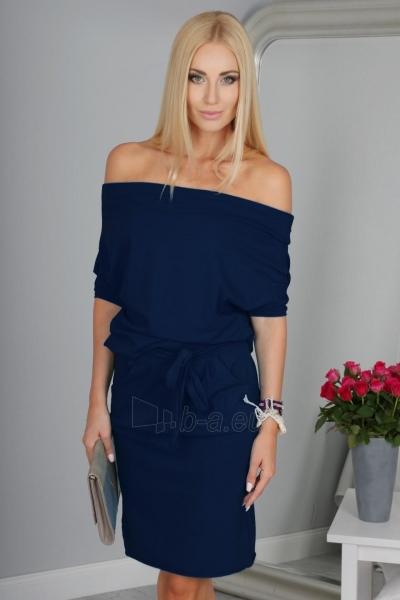 Suknelė Morski (tamsiai mėlynos spalvos) Paveikslėlis 1 iš 2 310820056708