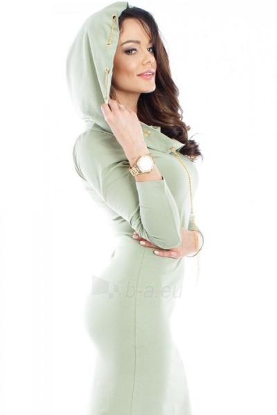 Suknelė Nelda (alyvinės spalvos) Paveikslėlis 1 iš 5 310820032643