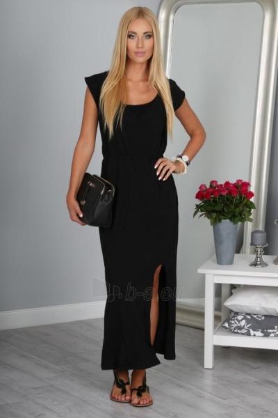 Suknelė Otto (juodos spalvos) Paveikslėlis 1 iš 4 310820035742