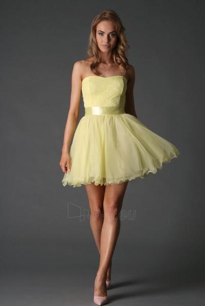 Suknelė Pillita (geltonos spalvos) Paveikslėlis 1 iš 4 310820035328