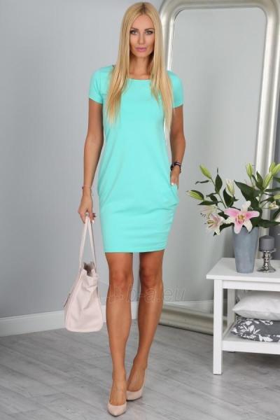 Suknelė Pritam (mėtinės spalvos) Paveikslėlis 1 iš 4 310820035942