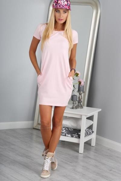 Suknelė Pritam (šviesiai rožinės spalvos) Paveikslėlis 1 iš 4 310820035748