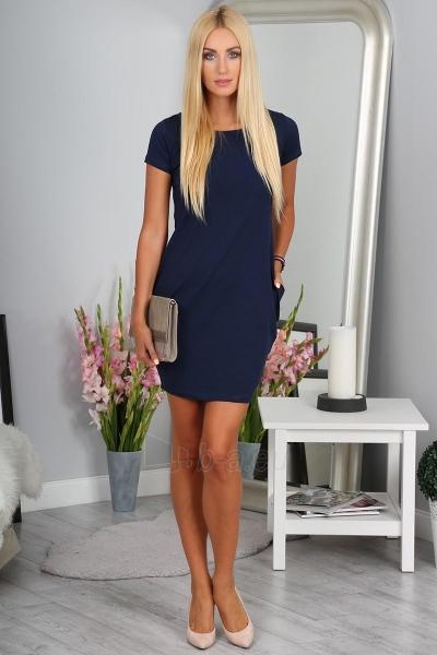 Suknelė Pritam (tamsiai mėlynos spalvos) Paveikslėlis 1 iš 3 310820045513
